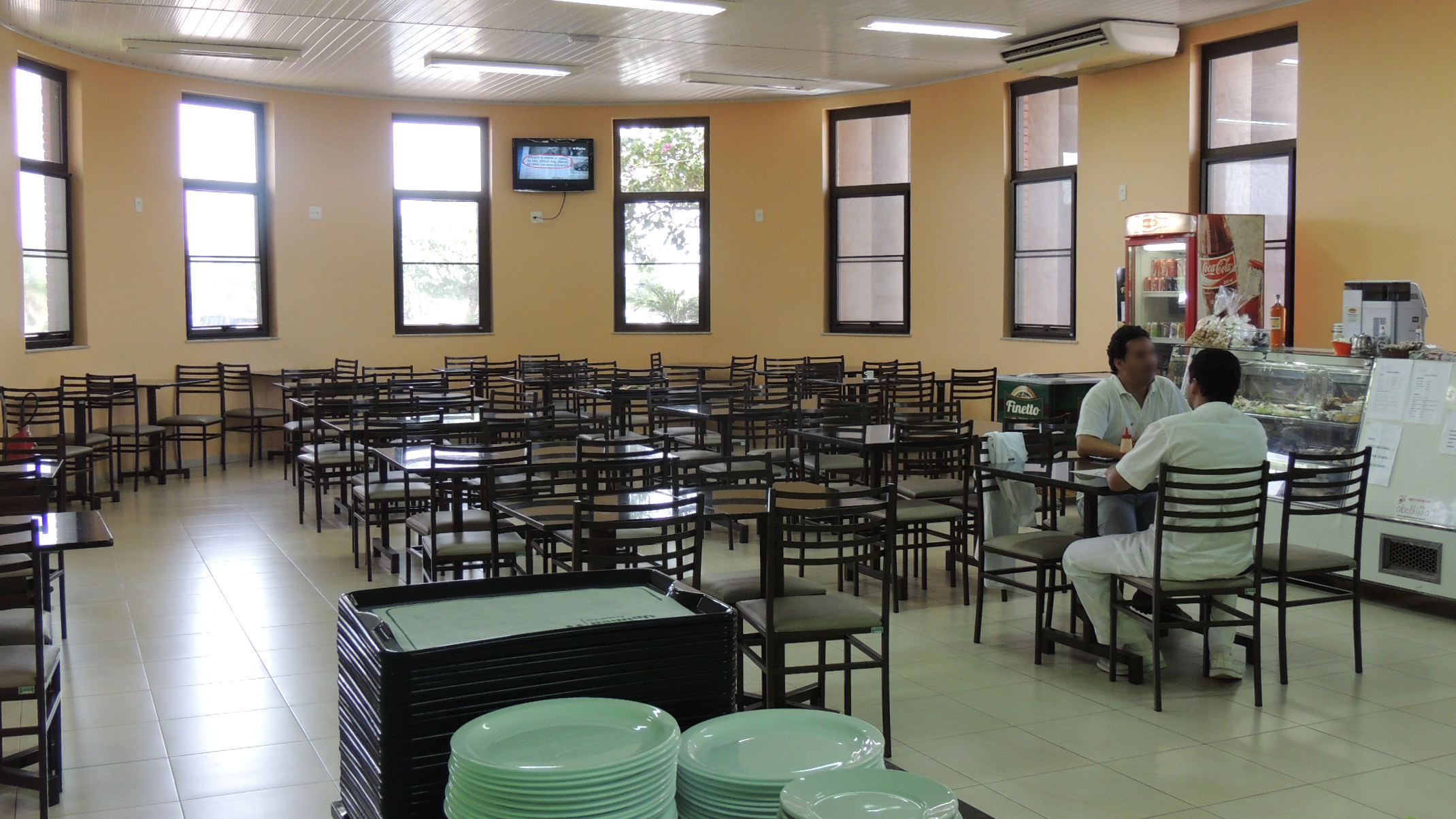Restaurante - Hospital Unimed de Araçatuba